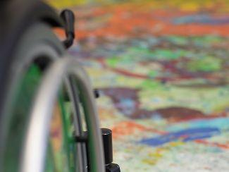 Europäischer Prottesttag zur Gleichstellung von Menschen mit Behinderung