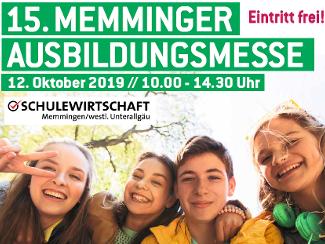 Ausbildungsmesse in Memmingen