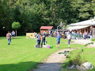 Sommerfest in der WfbM