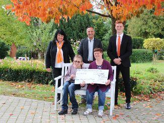 1000 Euro für Menschen mit Behinderung
